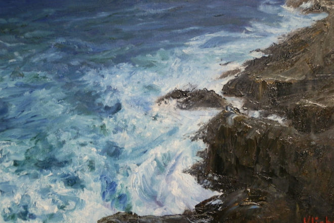 "Water's Edge Artists Celebrate ""Art of Water"""