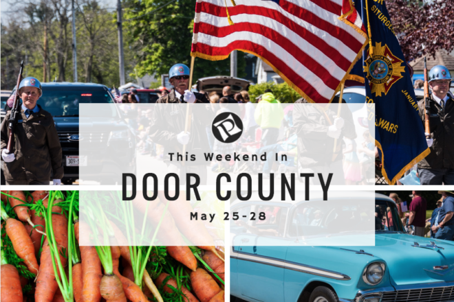 This Weekend In Door County: Memorial Day Fun and Maifest