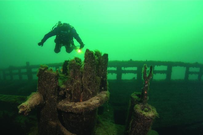 Unveiling of DCMM Shipwrecks Exhibit