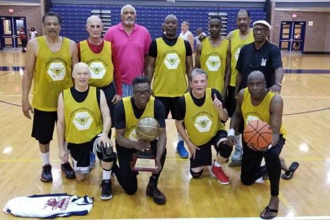 Fish Creek Resident in Detroit Masters Senior Games