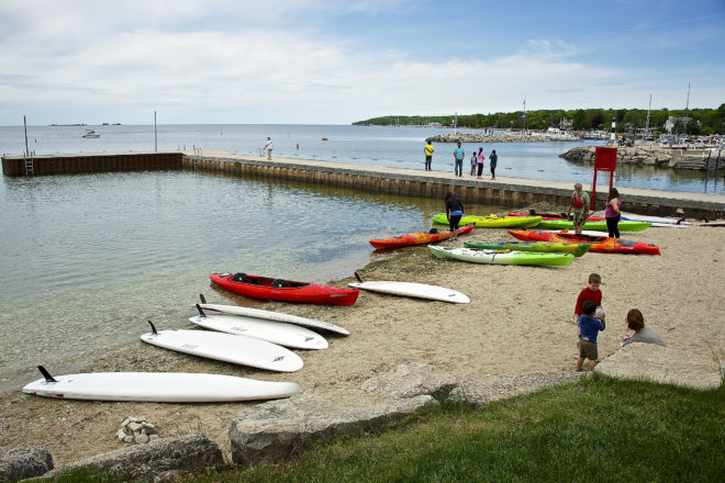 Sister Bay Hosts Paddlefest June 23