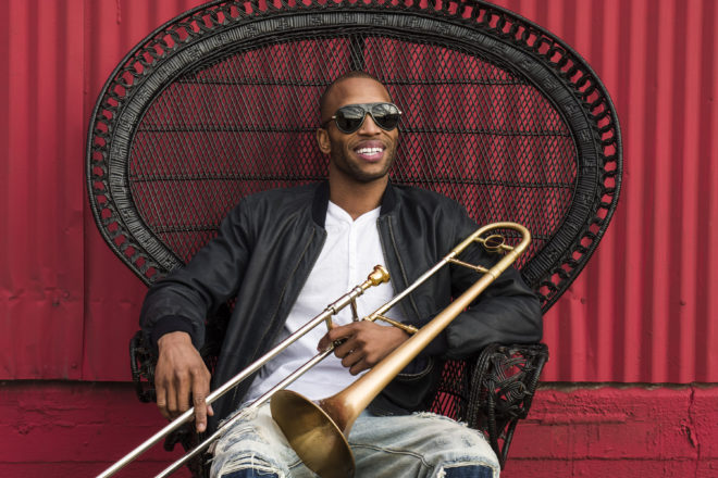 Trombone Shorty Bringing New Orleans Energy to the DCA