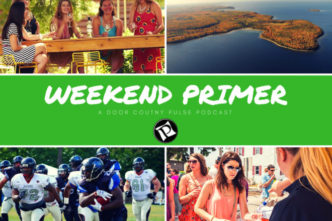 PODCAST: Weekend Primer: Water and Wax, Wine Fest, The Emissary