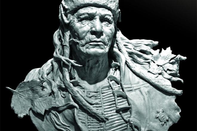 Algoma Sculptor Juried into International Salon