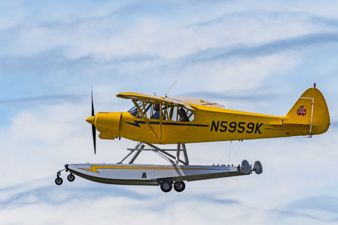 Door County's Aviation History: Coming! Coming! A Flying Circus!