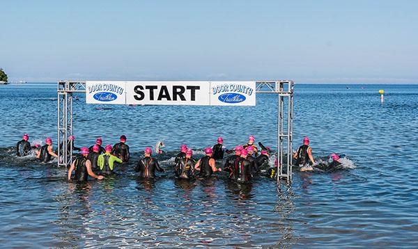 Registration Opens for Door County Triathlon