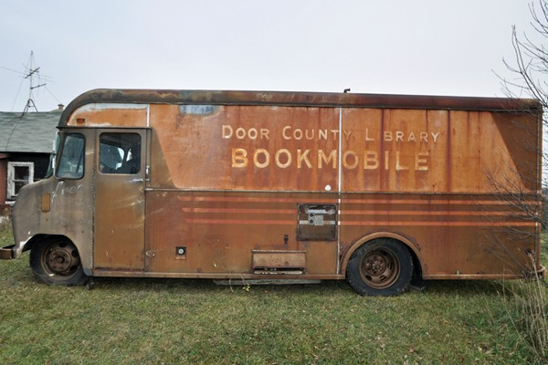 Monthly 'Bookmobile Service' Dinner