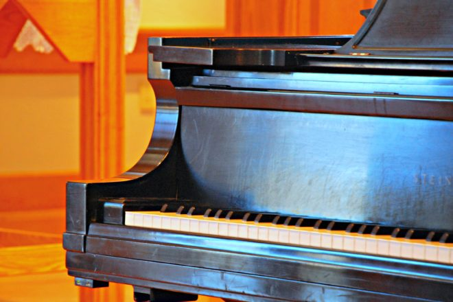 The Story of Piano and a Three-Week Festival
