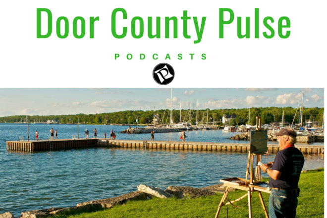 Pulse Podcast: Fish Creek Beach House Update, Plein Air, Tariffs