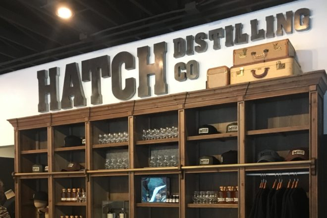 A First Look Inside New Hatch Distilling Co. in Egg Harbor