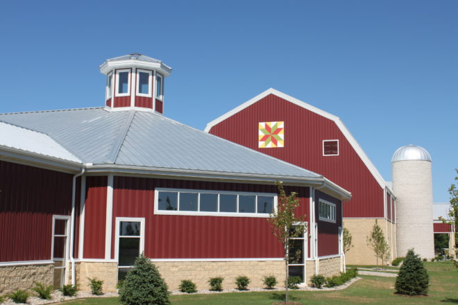 Wisconsin Farm Center to Educate and Inspire