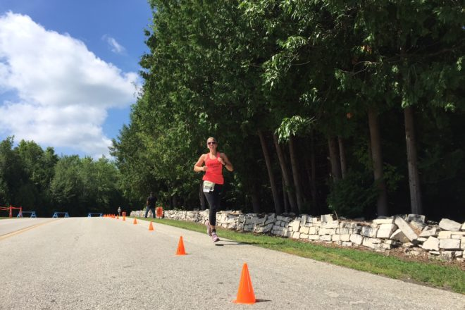 571 Athletes Complete 2018 Door County Half Iron Triathlon