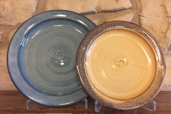 Dinnerware Featured at TR Pottery