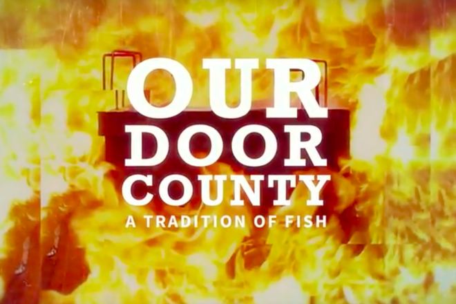 VIDEO: The Door County Fish Boil