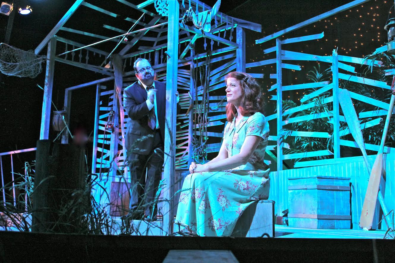 Dramatic Structure: Raising the Curtain on Set Design - Door
