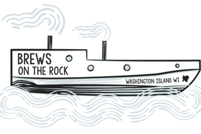 Kickoff Party for Washington Island Nanobrewery