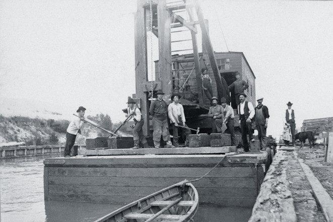 Ship Canal Dinner Program