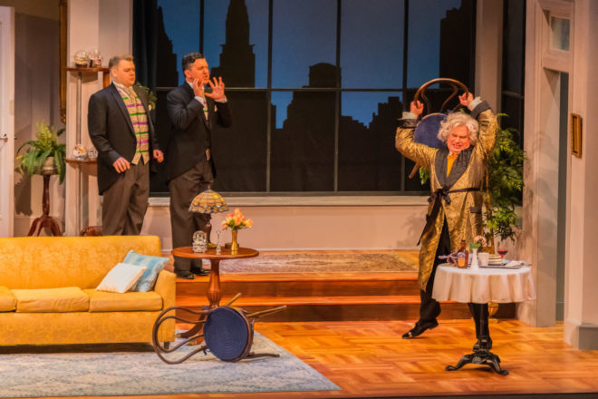 Heartstrings Go Haywire in Living on Love at Peninsula Players