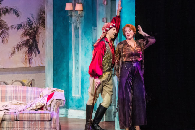 'Drowsy Chaperone' Presents a Rollicking Show-Within-A-Show