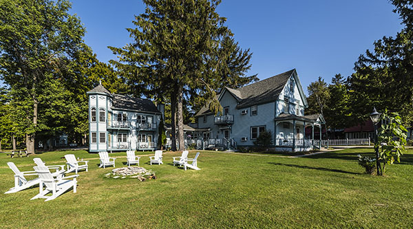 Harbor Light Inn: Peaceful, Quiet, Charming in Gills Rock
