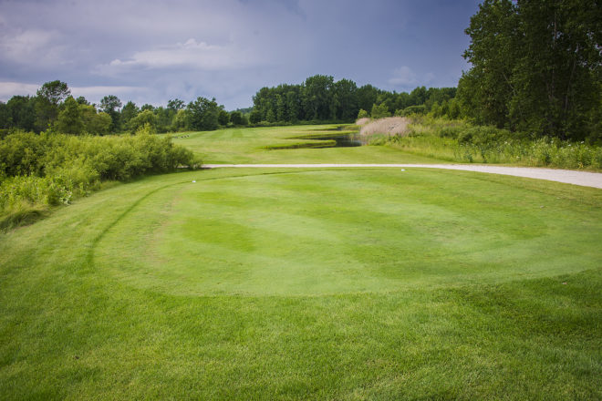 Door County's Toughest Holes: Idlewild Golf Course, No. 5