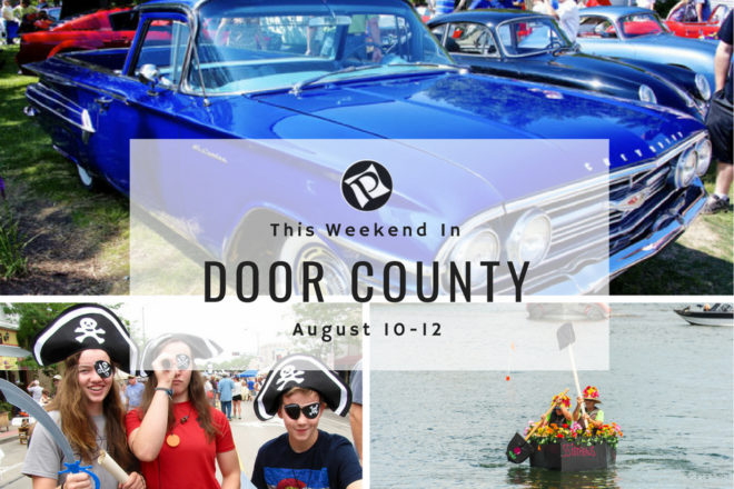 This Weekend in Door County: Festivals Galore!