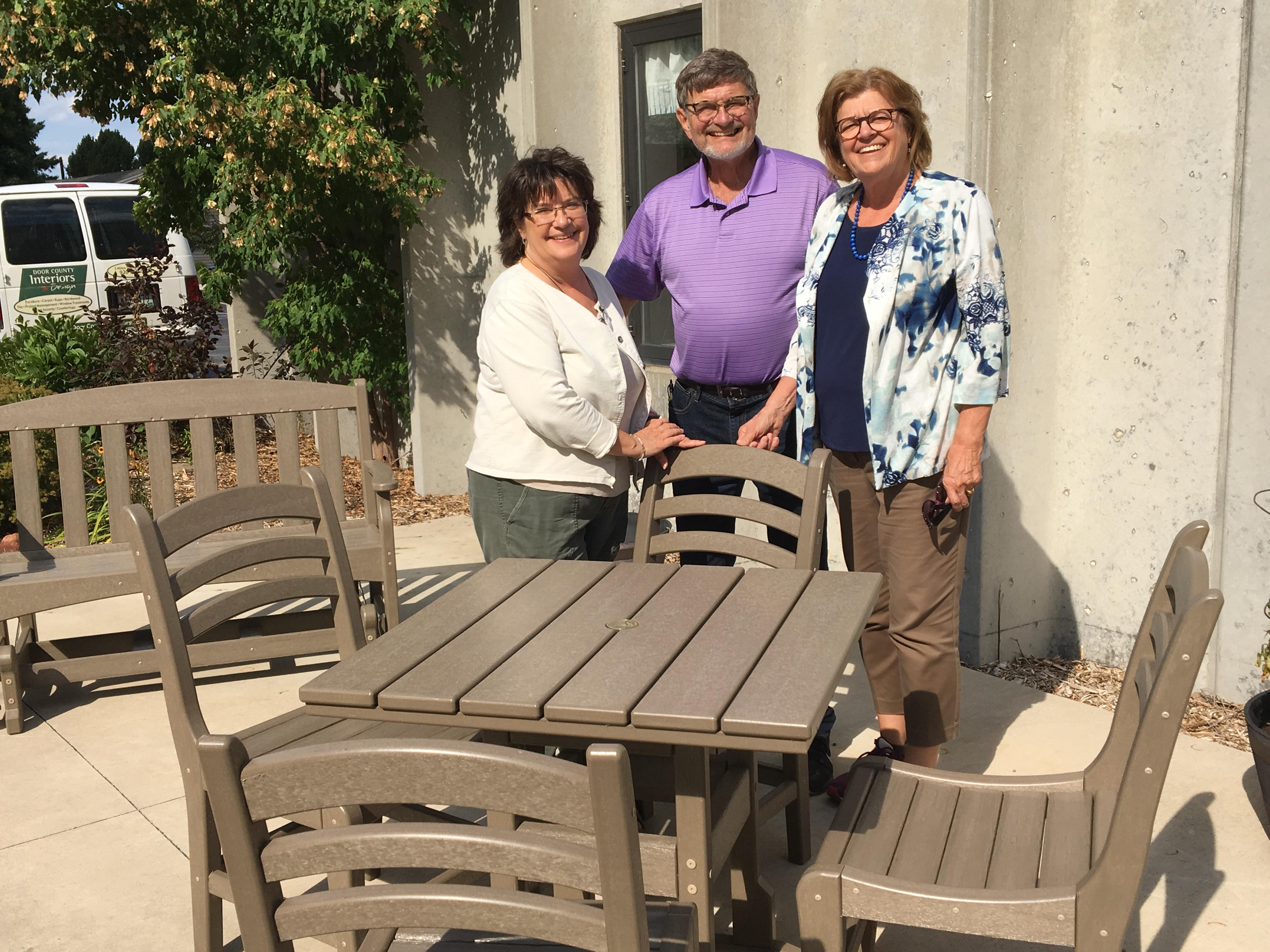 Door County Interiors Donate To Sunshine House