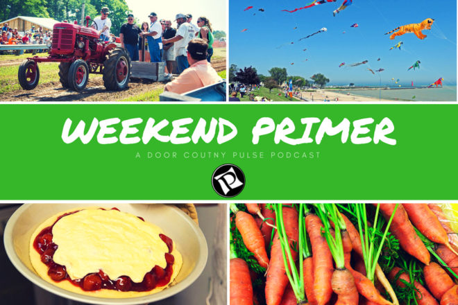 Weekend Primer Podcast: Farmers Markets, Thresheree & Antique Machinery Show, Belgian Kermiss