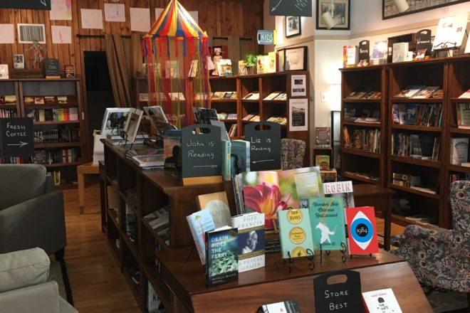 Novel Bay Booksellers Opens in Sturgeon Bay