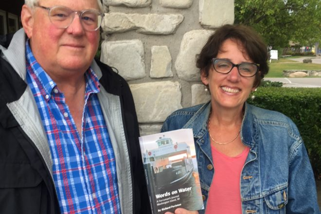 A Literary Walk around Washington Island