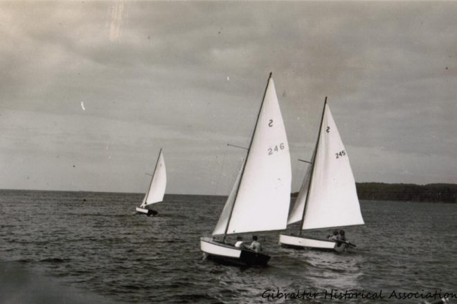 History of the Fish Creek Yacht Club