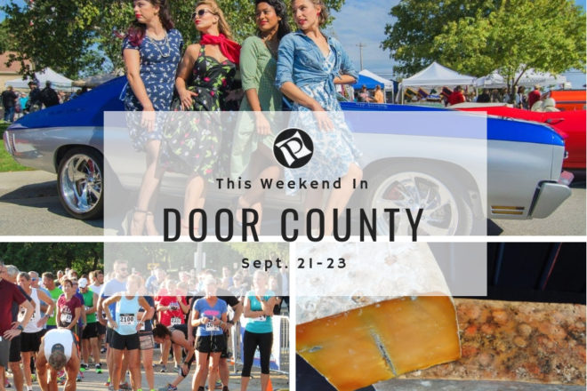 This Weekend in Door County: Hey Hey 5k & Autumfest