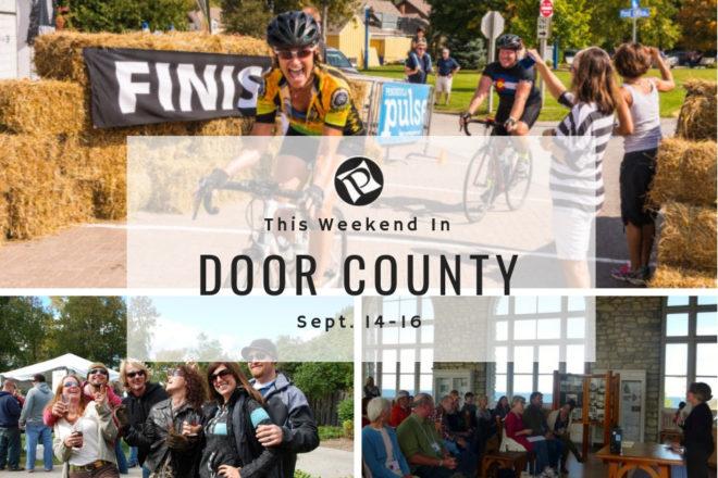 This Weekend in Door County: Peninsula Century Fall Challenge & Egg Harbor AleFest