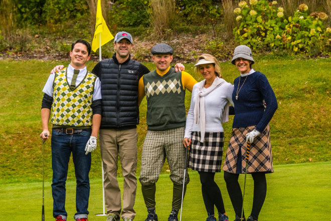 Sold-out Field of Golfers for Little Eddie Big Cup [Slideshow]