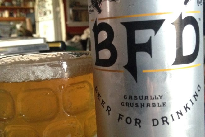 Cheers!: This is a BFD