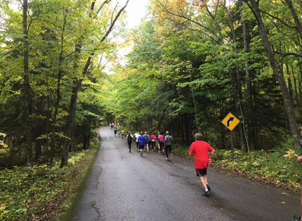 2018 Potawatomi State Park Run Wild Results