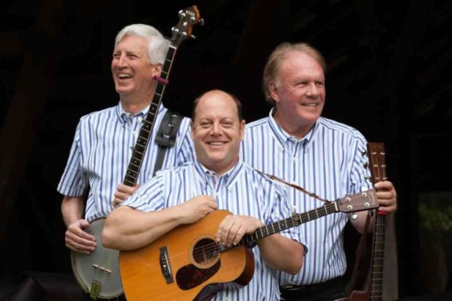The Kingston Trio Comes to DCA October 14
