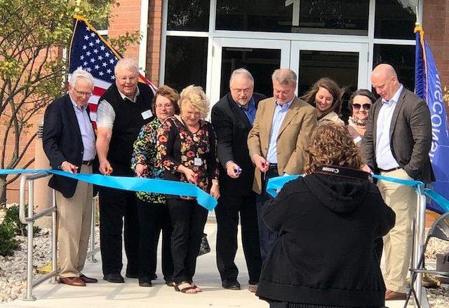 NWTC Cuts Ribbon on Education Facility