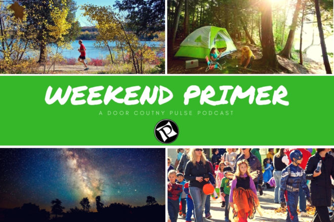 Space, Sports, & Spooky Stuff: Weekend Primer Podcast