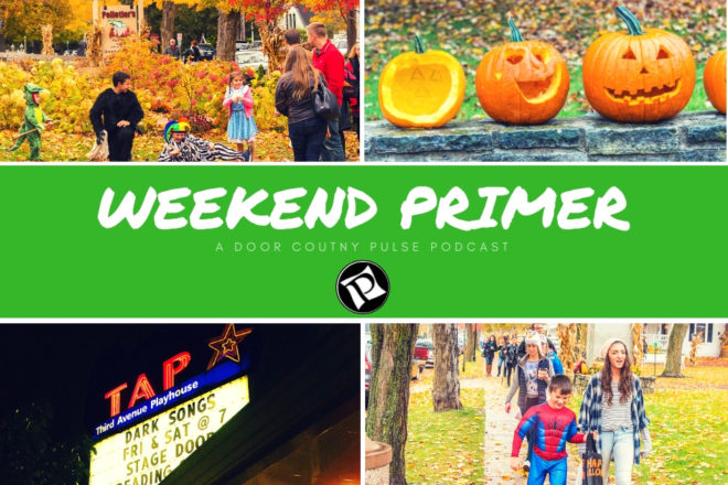 Pre-Halloween Halloweening: Weekend Primer Podcast