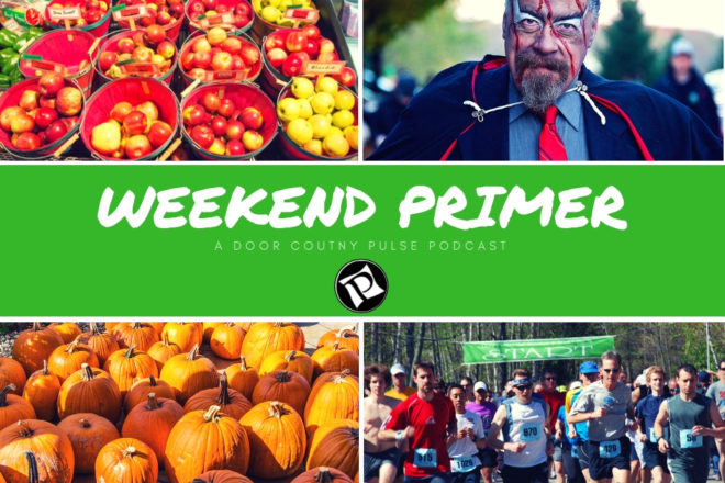 Pumpkin Patch & Haunted Mansion: Weekend Primer Podcast
