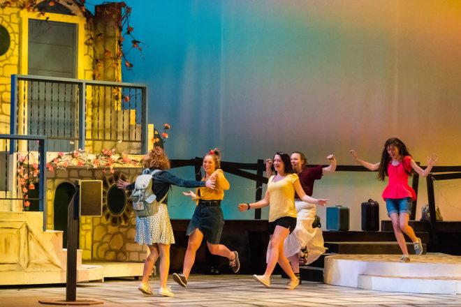 ABBA Helps Southern Door Meet Milestone:  Southern Door High School celebrates 50 years of musicals with 'Mamma Mia!'