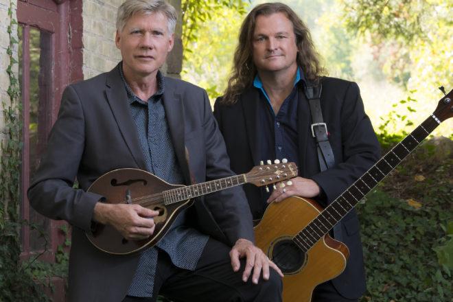 Celtic-Americana Duo at Southern Door Community Auditorium