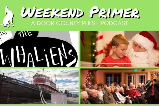 Santa on a Tugboat?: Weekend Primer Podcast