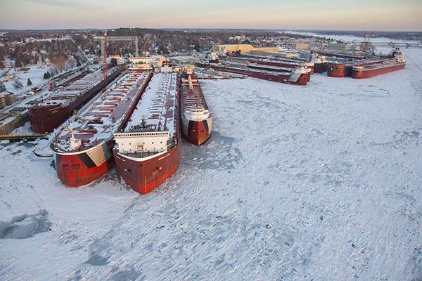 A Half-century of Building Ships at Fincantieri Bay Shipbuilding