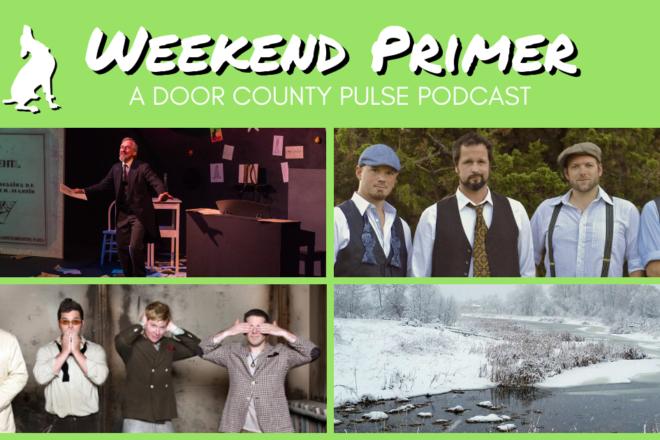 Pre-Christmas Primer: Weekend Primer Podcast
