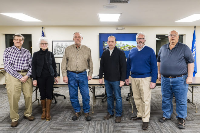 Feature: Jacksonport Proud of New Town Hall and Fire Station