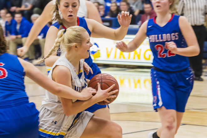 Packerland Girls Basketball Statistical Leaders