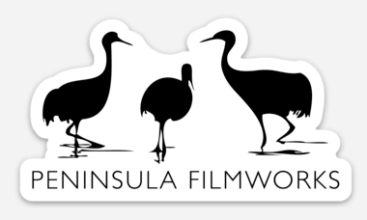 Peninsula Filmworks, sticker
