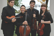 Griffon String Quartet, Midsummer's Music